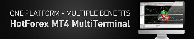 MultiTerminal от компании HotForex