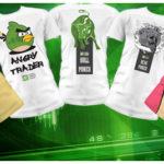Счастливые футболки в свежем каталоге от FBS